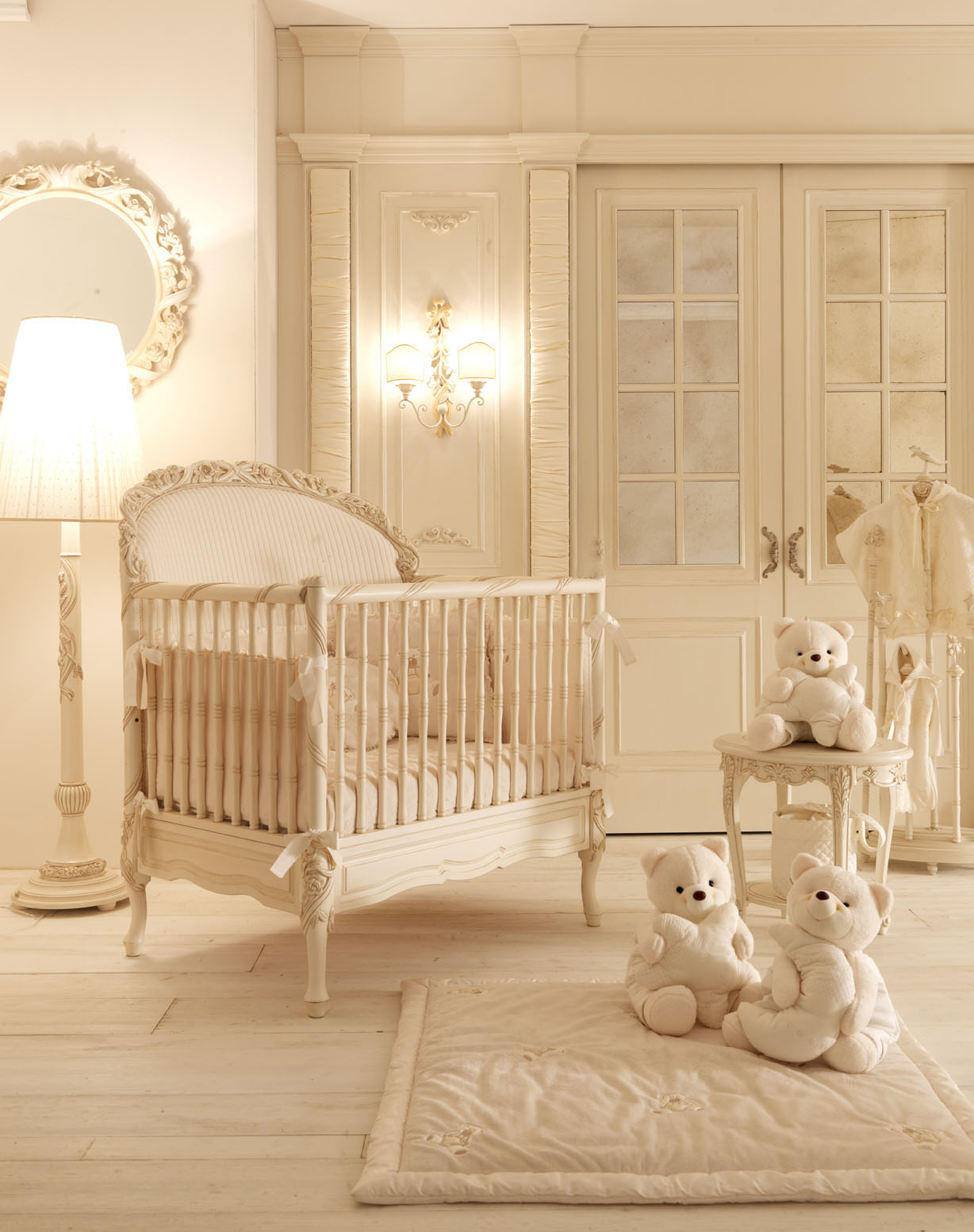 NOTTE FATATA SMALL CRIB Q VERSION